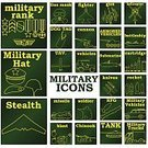 Ammunition,allied,Weapon,Bomb,Bullet,Bomber Plane,Airplane,Computer Icon,Symbol,War,Set,Missile,Medal,Circle,Colors,Machinery,Helicopter,Military,Surveillance,Armored Tank,Sign,Handgun,Gun,Exploding,Computer,Fighter Plane,Armed Forces,Hand Grenade,Dog Tag