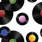 Record,Number 45,Music,Seamless,45 RPM,Backgrounds,Plastic,oldie,Pink Color,Label,Retro Revival,Purple,Old,Disco Dancing,RPM,Funky,Photo-Realism,Red,Nightclub,Blue,Black Color,Yellow,Shiny,Illustrations And Vector Art,Obsolete,Lifestyle Backgrounds,Vector Backgrounds,Circle,Ilustration,78 RPM,Lifestyle,Sound,Multi Colored