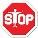 Warning Sign,Stop Sign,Stop,Sexual Violence,Legislation,Domestic Violence,Conceptual Symbol,Road Sign,Drive,Safety,The Human Body,Law,Abuse,Child Abuse,Sign,Negative Emotion,Ilustration,Red,Computer Icon,Symbol,Negative Image,Violence,At Attention,Road,Street,Danger,Alertness,Child,Silhouette,Traffic,Little Boys