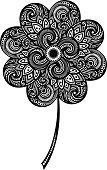 Cards,Flower Head,Blossom,Black And White,Black Color,Botany,Beauty In Nature,Painted Image,Art,Backgrounds,Leaf,Group of Objects,Plant,Tattoo,Design Element,White,Style,Fragility,Holiday,Ornate,Frond,Scroll Shape,Abstract,Design,Bud,Branch,Bouquet,Isolated,Outline,Silhouette,Ilustration,Pattern,Decor,Curve,Nature,Computer Graphic,Feast Day,Posing,Elegance,Vector,Springtime,Flower,Knick Knack,Freshness,Retro Revival,Decoration