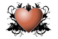 Heart Shape,Coat Of Arms,Animal Heart,Love,Sign,Happiness,Valentine's Day - Holiday