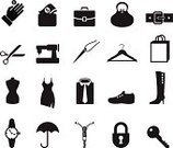 Scissors,Symbol,Shoe,Computer Icon,Coathanger,Key,Zipper,Purse,Dress,Bag,Umbrella,Shopping Bag,Lock,Human Hand,Mannequin,Tie,Watch,Currency,Sewing Machine,Shirt,Belt,Wallet,Dry Cleaned,Business,Sewing Needle,Briefcase,Retail,Garment,Personal Accessory,Coin,Boot,Repairing,Customer,Leather,White,Black And White,ATM,Locksmith,Paper Bag,Wristwatch,Buckle,Set,Consumerism,Case,Paper Currency,Evening Gown,Dollar,Dollar Sign,Hole,Medium Group of Objects