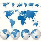 Globe - Man Made Object,World Map,Earth,Map,Vector,Computer Icon,Planet - Space,Europe,Sphere,Cartography,USA,Asia,Clip Art,continents,Africa,Australia,Water,Ilustration,Blue,The Americas,Sea,Computer Graphic,Land,Canada,North America,Pacific Ocean,countries,Physical Geography,Isolated On White,South America,Atlantic Ocean,Isolated Objects,Illustrations And Vector Art,Travel Locations