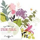 Scroll,Nature,Text,Design,Colors,Multi Colored,Circle,Pattern,Modern,Butterfly - Insect,Flower,Plant Stem,Branch,Leaf,Daisy,Springtime,Backgrounds,Eucalyptus Tree,Frame,Abstract,Illustration,Beauty In Nature,Copy Space,Floral Pattern,No People,Vector,Single Flower,Swirl,White Background,2015,102089,Design Element,268399,102208