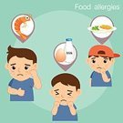 Eczema,Facial Expression,Dermatitis,Little Boys,Scratching,Vector,Buckwheat,Child,Food,Merchandise,Allergy,redness,Baby,Crying,Security,Cheese,Men,Urticaria,Ilustration,Women,Bean
