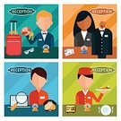 Flat,Design,Sales Clerk,Concierge,Bed,Assistance,Travel Destinations,Job - Religious Figure,Telephone,One Person,Guest,Checkout,Horizontal,Front View,Lobby,Office Interior,Journey,Hotel Reception,Welcome Sign,Food,stay,People,Indoors,Travel,Computer Icon,Uniform,Service,Men,Luxury,Computer,Domestic Room,Holiday,Check - Financial Item,Greeting,Occupation,Bell,Vacations,Key,Working,Desk,Hotel,Wildlife Reserve,Business,Receptionist,Vector,Business Travel,Caucasian Ethnicity,Tourism,Symbol,Women