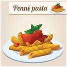 Healthy Eating,Dinner,Ilustration,Isolated,Italy,Cartoon,Food,Eating,Pasta,Italian Culture,Penne,Slice,Sauces,Gourmet,Drawing - Art Product,Mediterranean Culture,Cooked,Restaurant,Tomato,Basil,Menu,Image,Computer Icon,Merchandise,Ingredient,Backgrounds,Paintings,White,Drawing - Activity,Cooking,Vector,Serving Size,Close-up,Refreshment,Freshness,Plate,Red,Crockery,Lunch,Meal,Single Object