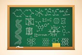 Chemistry Class,Blackboard,Backgrounds,Atom,Chemistry,Formula,Science,Green Color,Frame,Part Of,Pencil Drawing,Sponge,Connection,Learning,Studying,Sketch,Expertise,Physics,Teaching,University,Single Object,Classroom,Chalk - Art Equipment,Lecture Hall,Wisdom,DNA,Yellow,Drawing - Art Product,Built Structure,Symbol,No People,Sign,Ilustration,Collection,Conspiracy,Paintings,Molecule,Molecular Structure,Vector,Education,Set