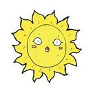 Clip Art,Doodle,Cultures,Ilustration,Cheerful,Spotted,Surprise,Human Face,Comic Book,Weather