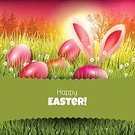 Springtime,Greeting Card,Season,Beauty,Design,Eggs,Easter,Sunlight,Sunset,Tree,Luxury,Vector,Multi Colored,Empty,Decoration,Outdoors,Landscape,Modern,Event,Celebration,Photographic Effects,Ideas,Grass,Nature,Backgrounds