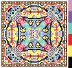 Cross-Stitch,Pattern,Cultures,Embroidery,Decoration,Pixelated,Geometric Shape,Ornate,Rug,Mosaic,Woven,Crisscross,Ukraine,Vector,Ilustration,National Landmark,Textile,Decor,Sewing,Tapestry,Cushion,ethno,Craft,Carpet - Decor,Kilim,Pillow,pillow-case,Folk Music,slavic