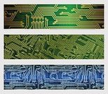Web Page,Backgrounds,Vector,Banner,Picture Frame,Heading the Ball,Internet,EPS 10,Technology,Electricity,Electronics Industry,Electrical Equipment,Circuit Board,Computer