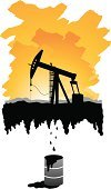 Oil Rig,Oil Pump,Pipeline,Oil Industry,resource,Labeling,Barrel,Black Color,Mountain Range,Multi-generation Family,East,Fuel and Power Generation,Finance,Environment,Silhouette,Industry,Station,Wealth,Reservoir,Picking Up,Sky,Removing,Equipment,Middle East,Oil-rig,Sun,Nature,Technology,Construction Industry