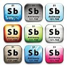 Series,Bundle,Collection,fundamental,quantum,Backgrounds,Plate,50-54 Years,Antimony,Number 9,template,Arrangement,Electron,Computer Graphic,Symbol,sb,Menu,Atom,Table,Science,Physics,Technology,Periodic,Vector