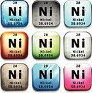 Periodic,Technology,Physics,Science,Table,Atom,25-29 Years,Nickel,Symbol,Computer Graphic,Electron,Arrangement,Plate,template,Number 9,Menu,Backgrounds,Bundle,quantum,fundamental,Collection,Series,Vector