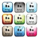 Periodic,Technology,Physics,Science,Table,Atom,55-59 Years,Barium,Symbol,Computer Graphic,Electron,Arrangement,Plate,template,Number 9,Menu,Backgrounds,Bundle,quantum,fundamental,Collection,Series,Vector