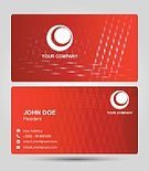 style,decoration,corporate,paper,blank,abstract,business,design,background,set,Red