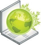 Computer,Green Color,Environment,Isometric,Earth,Laptop,Environmental Conservation,Business,Internet,Globe - Man Made Object,Computer Network,Leaf,Vector,Wireless Technology,Ilustration,PC,Communication,World Map,Symbol,Social Networking,Map,Planet - Space,Global Communications,Global Business,Connection,Carbon Credits,Glowing,Technology,Color Image,Design Element,Part Of,Colors,No People,Digitally Generated Image,Computer Graphic,Springtime