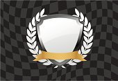 Sports Race,Winning,Laurel Wreath,Insignia,Sport,Sign,Success,Coat Of Arms,Medal,Award,Competition,Backgrounds,Badge,Rally Car Racing,Banner,Seal - Stamp,Speed,Silver - Metal,Metal,Vector,Black Color,Flag,Seal - Singer,Placard,Silver Colored,Blank,Ribbon,White,Computer Graphic,Coat,Symbol,Metallic,Label,Illuminated,Shiny,Steel,Ilustration,Decoration,Isolated,Vector Ornaments,Competition,Sports And Fitness,Illustrations And Vector Art