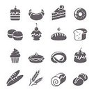 Symbol,Computer Icon,Bread,Icon Set,Cupcake,Domestic Kitchen,Design Element,Vector,Dessert,Flour,Web Page,Baker,user,Toast,Bakery,Wheat,Collection,Computer,Set,Baking,Baguette,Pastry,Business,Bagel,Donut,Croissant,Design,Kitchen,Ilustration,Commercial Kitchen,Black Color,Connection,Telephone,Technology,Sweet Food,Bun,Cooking,Cake,Internet,Sign,Food,Cookie,Cream,Meal,Chef,Mobile Phone