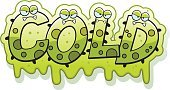 Illness,Bacterium,Text,Cold Virus,Cold And Flu,Mucus,Unhygienic,Virus,Single Word,Cartoon,Furious,Anger,Slimy,Displeased,Computer Graphic,Vector,Ilustration,Clip Art,Sneezing