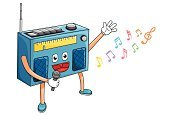 Vector,Ilustration,Cartoon,Music,Musical Note,sing song