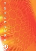 Backgrounds,Abstract,Technology,Orange Color,Focus On Background,Pattern,Honeycomb,Hexagon,Halftone Pattern,Energy,Spotted,Vector,Internet,Honey,Geometric Shape,Backdrop,Design,Computer Graphic,Red,Arrow Symbol,Digitally Generated Image,Red Background,Modern,Cyberspace,Shape,Design Element,Creativity,Ideas,Flowing,Photographic Effects,Infinity,Concepts,Digital Composite,themes,Ilustration,Composite Image,Concentric,Wallpaper Pattern,Distorted,Technology,Vector Backgrounds,Technology Backgrounds,Actions,Illustrations And Vector Art