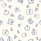 Doodle,Currency,Cartoon,Coin,Colors,Business,Paper Currency,Bag,Banking,Symbol,Wallet,Wallpaper Pattern,Paintings,Stock Market,Ornate,Notecase,Piggy Bank,Pound Symbol,Abstract,Safe,Credit Card,Sketch,Ilustration,Dollar Sign,Design,Currency Symbol,Seamless,Dollar,Drawing - Art Product,Image,Finance,Making Money,Vector,Russian Rubles,Knick Knack,Loan,Wages,Exchange Rate,Outline,Wealth,penciling,Pattern Background,European Union Currency