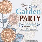 Celebration,template,Color Image,Leaf,Ornate,Poster,Event,Beige,Afternoon Tea,Ilustration,Text,Season,Nature,Vector,jpeg,Drawing - Art Product,Blue,Invitation,Chrysanthemum,Single Flower,Party - Social Event,Garden Party,Design,Gray