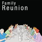 Table,People,Family,Dinner,Dinner Party,Holiday,Buffet,Eating,Meal,Ilustration,Computer Graphic,Clip Art,Family Reunion,Group Of People,Togetherness,Food,Vector