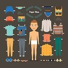 Human Hair,Shirt,Men,Collection,Clothing,Male,template,Jeans,Cute,Set,Painted Image,Cap,Banner,The Human Body,Document,Placard,Toy,Vector,Human Face,Ilustration,Personal Accessory,Shoe,Jacket,Dress,Paper,Doll,Fashion Model,Model,Fashion