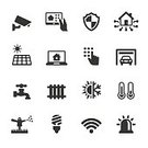 Human Hand,Energy Efficiency,Digital Tablet,Icon Set,Digital Display,Symbol,Computer Icon,Equipment,Wireless Technology,Technology,Computer,Safety,Control Panel,Surveillance,Shield,Smart House,Vector,Group of Objects,Solar Power Station,Camera - Photographic Equipment,Faucet,Order,Password,Laptop,Efficiency,Radiator,Compact Fluorescent Lightbulb,Thermometer,Internet,Sprinkler,Temperature,Interface Icons,Automated,Remote Control,Isolated On White,Solar Energy,Intelligence,Computer Network,Set,Burglar Alarm,Security System,Construction Industry,Drinking Water,Air,Thermostat,Lighting Equipment,Electricity,Watering,Garage