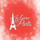 French Culture,Tourism,Famous Place,Architecture,Ilustration,Cultures,Romance,Greeting Card,Urban Scene,Built Structure,Love,City,Art,Paris - France,Postcard,Capital,Vacations,France,Eiffel Tower,Monument,Vector,Europe,Travel,Digitally Generated Image