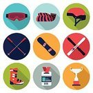 Sport,Snow,Winter,Extreme Sports,Skiing,Ilustration,Lifestyles,Training Class,Hobbies,Competition,Vacations,Activity,Vector,Work Helmet,Action,Snowboarding,Competitive Sport,Sports Team,Recreational Pursuit,Icon Set,Equipment,Protective Eyewear,Snow Boot,Snowboard,Clothing,Obedience