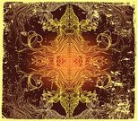 Dark,Abstract,Grunge,Drawing - Art Product,Arts Abstract,Vector Florals,Arts And Entertainment,Pen And Ink,Ilustration,Symmetry,Illustrations And Vector Art