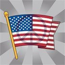 Flag,Symbols Of Peace,War,Election,Politics,Peace Symbol,Government,Vector,Ilustration,Peace On Earth,Serene People,Objects/Equipment,Concepts And Ideas,Backgrounds,USA,Illustrations And Vector Art,Communication,Fourth of July,Army,Love,Violence,Aggression
