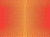 Computer Graphic,Textile,Ornate,Abstract,Backgrounds,Halftone Pattern,Vector,Toned Image,Decoration,Backdrop,Spotted,Red,Geometric Shape,Ilustration,Circle,Creativity,Yellow