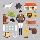 Jumping,Dressage,Jockey,Animal,Set,Stallion,Fencing,Body Care,Incentive,Medal,Badge,Saddle,Formal Glove,Computer Icon,Vector,Speed,Brushing,Isolated,Competition,Design,Game Of Horseshoes,Recreational Pursuit,Single Object,Shoe,Design Element,Bowler,Winning,Hurdle,Cowboy,Sports Glove,Ornate,Activity,Fence,Running,Farm,Hat,Horse,Sports Training,Sport,Collection,Leisure Activity,Trophy,Concepts,Ilustration,Riding,Flat,Ranch,Insignia,Icon Set,Horseshoe,Symbol,Sports Race,Competitive Sport