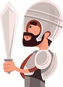 Large,People,Large,Danger,Happiness,The Past,History,Business,Weapon,Cheerful,War,Indigenous Culture,Occupation,Manager,Classical Greek,Roman,Work Helmet,Armed Forces,Army,Greece,Working,Ancient,Metal,Rome - Italy,Silhouette,One Person,Headwear,Military,Child,Teenager,Adult,Chrome,Sword,Suit of Armor,Military Invasion,Abstract,Shield,Illustration,Flat,Cartoon,Men,Vector,Student,Characters,Fashion,Warrior - Person,Gladiator,2015,Warriors,Army Helmet,Power,Gladiator,Sparta - Greece,Traditional Helmet,60017