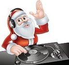 Radio Dj,Father,Table,Vector,Club Dj,Turntable,Record,Santa Claus,Christmas,Cartoon,Rock and Roll,Desk,Child,Radio,Mixing,Dance And Electronic,Disk,Modern Rock,Playing,Claw,Cool Attitude,back ground,Headphones,Nightclub,Disco Dancing,Disco,Turning,Music,Holiday,Cool,Plastic,Animated Cartoon,Clip Art,Childhood,Invitation,Isolated,Ilustration,Flyer,Dancing,Backgrounds,White,Spinning,Party - Social Event