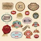 Sign,Computer Graphic,New,Women,Insignia,Vector,Men,Candid,Badge,Label,Crown,premium,warranty,Certificate,Limited Edition,Hundred Percent,Satisfaction,Symbol,Backgrounds,Business,Hat,Awe,Security