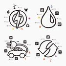 Vector,Shape,Planet - Space,Ozone Layer,biofuels,Creativity,Symbol,Plan,Chart,Diagram,Abstract,Sign,Residential District,Changing Form,Ilustration,Environment,Infographic,Backgrounds,Data,Nature,Tree,Climate,Evacuation,Pollution,Recycling,template
