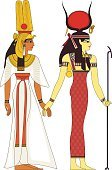 Figurine,Egyptian Culture,Egypt,Ilustration,Giza,Hieroglyphics,Isolated,Computer Icon,Horus,God,Cultures,Mythology,Vector,Judaism,Temple - Building,Obsolete,Cleopatra,Pharaoh,Silhouette,Famous Place,Artificial Wing,Ancient,Old-fashioned,Anubis,Pendant,Goddess,Temple of Luxor Hypostyle Hall,History,Hathor,Art,Bible,Osiris,Tourism,Nefertiti,Elegance,Profile View,Cairo,Cartoon,Set,Isis - Egyptian Goddess
