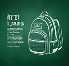 Backpack,Bag,Blackboard,College Student,Backgrounds,Backdrop,Abstract,Painted Image,Art,Art Product,Student,Symbol,Old-fashioned,Outline,whitening,Single Object,Sack,Travel,Incomplete,Textured Effect,Scribble,Grunge,Isolated,University,Chalk Drawing,Chalk - Art Equipment,Sport,Drawing - Art Product,Drawing - Activity,Ilustration,First-former,Equipment,Education,Studying,Sketch,Man Made Object,White,Straight,Green Color,Vector,1940-1980 Retro-Styled Imagery,Textured,Satchel - Bag,People Traveling,Single Line