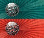 Sound Wave,Disco Ball,Sphere,Striped,Red,Backgrounds,Turquoise,Moire,Sunbeam,Single Line,Blue,Grid,Wave Pattern,Square Shape,Two Objects,Objects/Equipment,Illustrations And Vector Art,Vector Backgrounds,Reflection,Mirrored Pattern,Shiny,Pattern,Sunburst Pattern