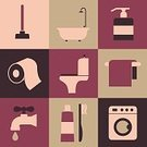 Plunger,Toothbrush,sanitary,Bathtub,Sign,Vector,Equipment,Cleaning,Private,Towel,Washing,Faucet,Toiletries,fastener,Washing Machine,Bar Of Soap,Domestic Room,Image,Paper,Latch,Group of Objects,Soap Sud,Soap Dispenser,Public Restroom,Purity,Icon Set,Symbol,Domestic Bathroom,Canal Lock,Private Sign,People,Constipation,Computer Icon,Chores,Indoors,Lock,Toilet Paper,Drop,Relaxation,Ilustration,Hygiene,Toothpaste,Set,Frustration