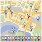 City,Arranging,Street,Global Positioning System,Interface Icons,Paper,Discovery,Journey,Travel,Direction,Vector,Searching,Travel Destinations,Famous Place,Design,Map,Concepts,Position,Ilustration,People Traveling,Ornate,Set,Technology,Internet,Computer,Positioning,Collection,Computer Icon,Insignia,Thumbtack,Pinning,Design Element,Symbol,Icon Set,Single Object,Distance Marker