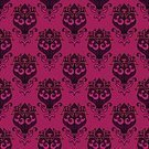 Celebration,Luxury,Decor,Architectural Revivalism,Silk,Decoration,Pattern,Backgrounds,Renaissance,Vector,Fashion,Repetition,Ornate,Backdrop,Multi Colored,Nobility,Purple,ikat,Textile,Abstract,Elegance,Ilustration,Symbol
