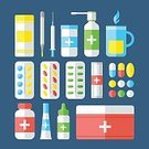 Laboratory,Pharmacy,Science,Backgrounds,Design,Sign,Urgency,Thermometer,Internet,Symbol,Ambulance,Capsule,Syringe,Vitamin Pill,Chemical,Assistance,Container,DNA,Equipment,Cross Shape,Healthy Eating,Clinic,Ilustration,Care,Hospital,Vector,Flat,Illness,Healthcare And Medicine,Medicine Cabinet,Set,Bottle,Doctor,Antibiotic,Single Object,medicament,Pill,Isolated,Medicine,Concepts