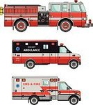 Rescue,Icon Set,Engine,Fighting,Ambulance,Healthcare And Medicine,Fire Engine,Truck,Vector,Ilustration,Service,Fire Alarm,Stop,White,Danger,Assistance,Road Sign,Travel,Emergency Services and Rescue Occupation,Cartoon,Safety,Fire - Natural Phenomenon,Car,Isolated,Ladder,Doctor,Equipment,Urgency,Land Vehicle,Transportation,Firefighter,Red,Burning,Emergency Services,Office Interior,Flat,Backgrounds,Large,Siren,Heroes,Color Image,Water,Hospital